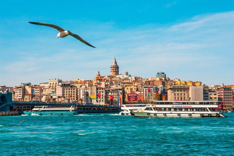 europees deel istanbul turkije
